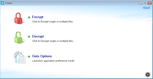 File Encryption in easy steps
