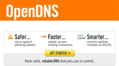 OpenDNS A Fast and Reliable DNS Server