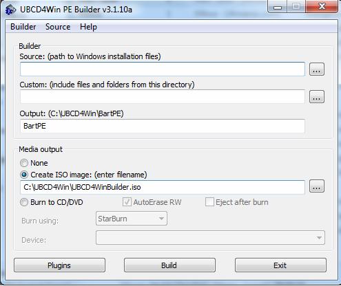 Windows Live CD