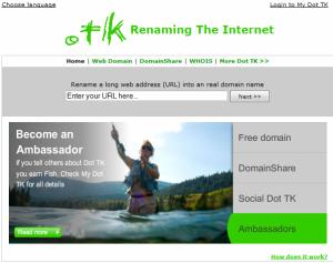 URL Masking