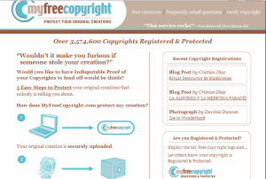 Take Copyright Over Your Creations