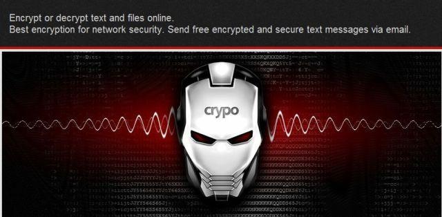 Encrypt all your data online for secure online transmission