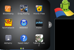 Run Android Application In Windows