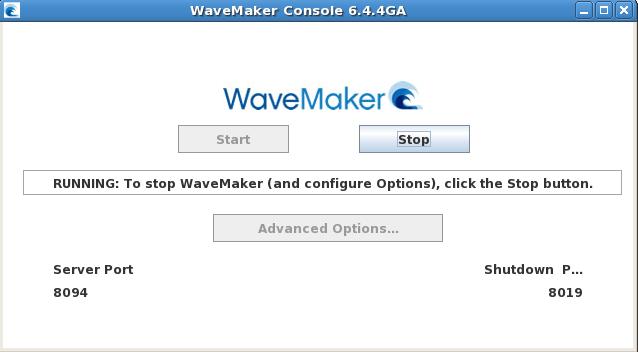 Installing Wavemaker On Linux